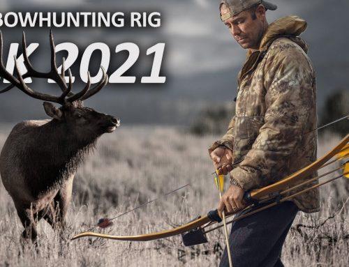 Traditional Bowhunting Setup for 2021